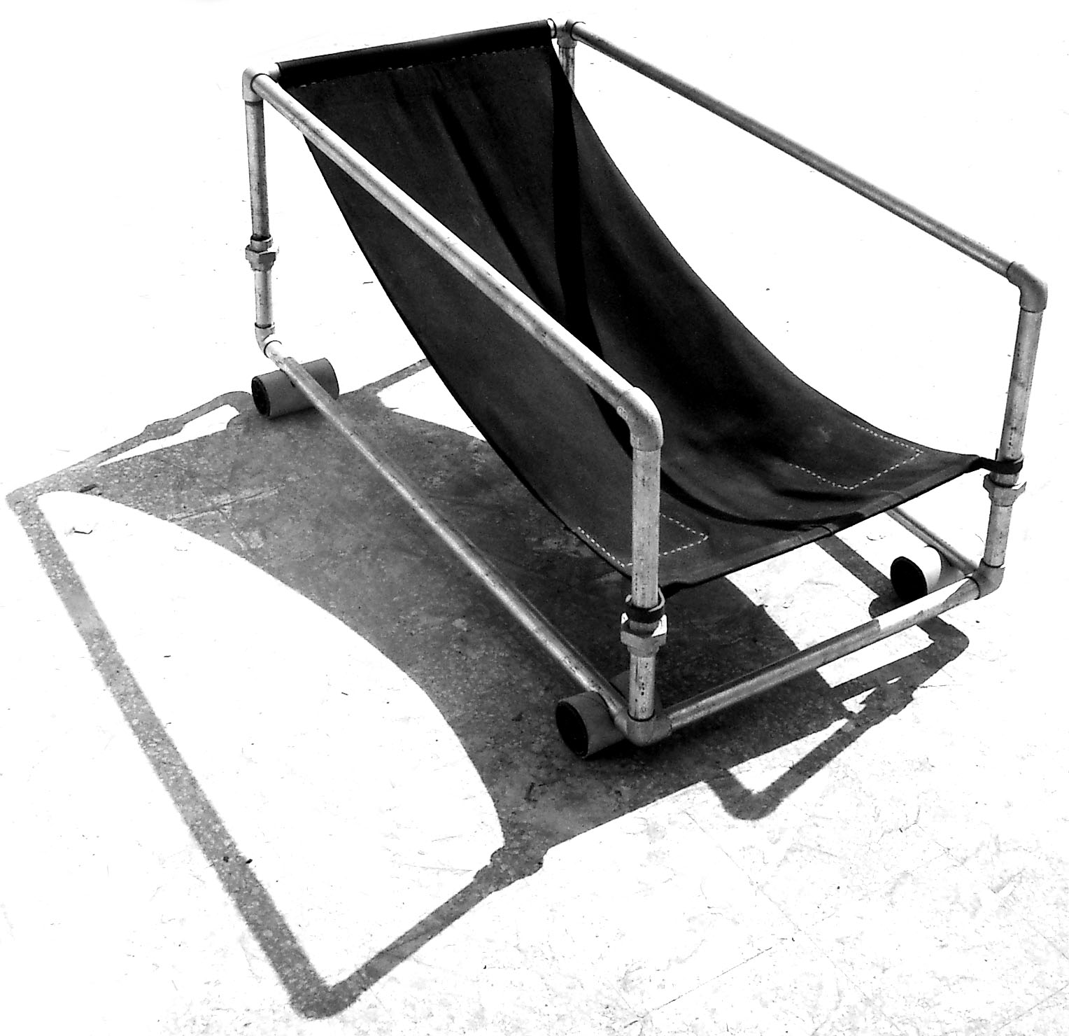 GI lounge chair Version 1